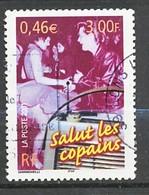 TIMBRE - FRANCE - 2001 - Nr 3375 - Oblitere - Usati