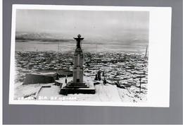 BOLIVIA Oruro Dia De Nevada  Ca 1930 OLD PHOTO POSTCARD - Bolivia