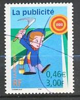 TIMBRE - FRANCE - 2001 - Nr 3373 - Oblitere - Usati