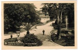 Luxembourg, Mondorf Les Bains, Partie Du Parc Et La Grande Piscine (pk55941) - Mondorf-les-Bains