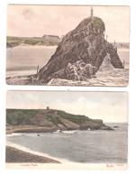 TWO BUDE CORNWALL POSTCARDS - Other