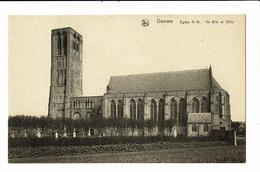 CPA - Carte Postale --Belgique Damme - Eglise Notre Damel VM1946 - Damme