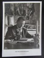 Postkarte Propaganda Reichsmarschall Göring Luftwaffe - Weltkrieg 1939-45