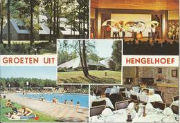 8Eb-280: Domein Hengelhof Houthalen > Koekelare  Groeten Uit HENGELHOF - Houthalen-Helchteren