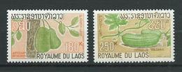 LAOS 1968 . N°s 187 Et 188 . Neufs ** (MNH) - Laos