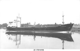 """¤¤  -   Cliché Du Bateau De Commerce """" OIHONNA """"  -  Cargo  -  Voir Description     -   ¤¤ - Commerce"""
