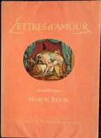 """LETTRES D'AMOUR - Recueillies Par Marcel Brion - Collection """" La France En Images """" - Robert Laffont - ( 1948 ) . - Bücher, Zeitschriften, Comics"""