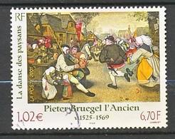TIMBRE - FRANCE - 2001 - Nr 3369 - Oblitere - Oblitérés