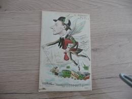 CPA Espéranto Illustrée Par Jean Robert L.Poncet Med Stud Kons De U.E.A. - Esperanto