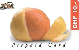 Prepaid: ICM Global Net - Orange - Schweiz