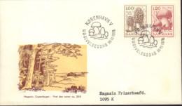 Ref. 389882 * NEW *  - DENMARK . 1978. MUSHROOMS. SETAS - Dänemark