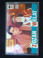Zozan Welat: Dünya Dünya/ Cassette Audio Artisanale Raks - Audiokassetten
