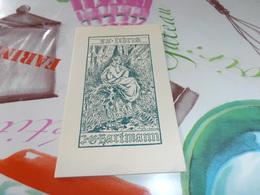 Ex Libris  J-G Hartmann - Ex-libris