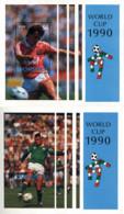 Ref. 41640 * NEW *  - DOMINICA . 1990. FOOTBALL WORLD CUP. ITALY-90. COPA DEL MUNDO DE FUTBOL. ITALIA-90 - Dominica (1978-...)