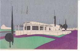 """Antwerpen (Wereldtentoonstelling Van 1930) - Paviljoen """"Rerum Novarum"""" Der Christelijke Sociale Werken - Antwerpen"""