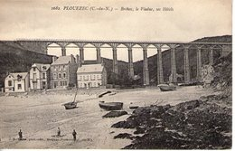 22. Plouezec. Bréhec, Le Viaduc, Ses Hôtels - France