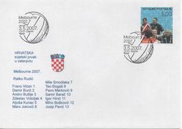 Croatia, Water Polo, World Championship 2007 - Wasserball