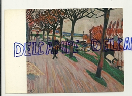 """André Derain. """"Route Sur Les Bords De La Seine"""". Buch-Kunstverlag Ettal - Vieux Papiers"""