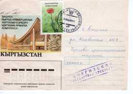 Cover: Kyrgyzstan, 1995. - Kyrgyzstan