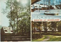 8Eb-287: Domein Hengelhof Houthalen-vacantiedorp > Koekelare  Groeten Uit HENGELHOF - Houthalen-Helchteren