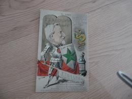 CPA Espéranto Illustrée Par Jean Robert TH.Cart Président De I.A.I. Et De La S.F.P.E. - Esperanto