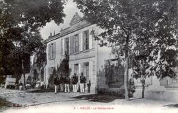 79. DEUX-SEVRES - MAUZE. La Gendarmerie. - Mauze Sur Le Mignon