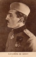 ALEXANDRE 1er DE SERBIE (yougoslavie) - Serbie