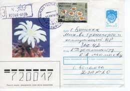 Cover (register Mail): Kyrgyzstan, 2003. - Kyrgyzstan