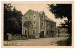 Luxembourg, Hotel Beauséjour, Gaichel Prop E Jaeger Hamus (pk55947) - Cartoline