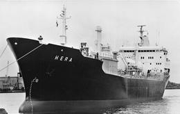 """¤¤  -   Carte-Photo Du Bateau De Commerce """" HERA """"  -  Cargo       -   ¤¤ - Commerce"""