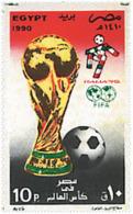 Ref. 86732 * NEW *  - EGYPT . 1990. FOOTBALL WORLD CUP. ITALY-90. COPA DEL MUNDO DE FUTBOL. ITALIA-90 - Egitto