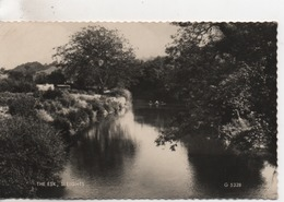 CPA.Royaume-uni.Sleights.The Esk.1962. - Angleterre
