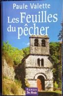 Paule Valette - Les Feuilles Du Pêcher - Roman De Borée - ( 2003 ) . - Bücher, Zeitschriften, Comics