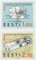 Ref. 85535 * NEW *  - ESTONIA . 1994. EUROPA CEPT. GREAT DISCOVERIES. EUROPA CEPT. GRANDES DESCUBRIMIENTOS - Estonia