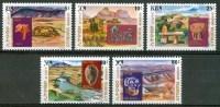 1977 Etiopia Archeologia Archeology Archéeologie Set MNH** Tem380 - Somalia (1960-...)