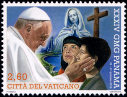 Vatican 2019 Mi 1955 34th World Youth Day In Panama - Vaticano (Ciudad Del)