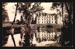 Kastelo De Gresillon Esperantista Kulturdomo Bauge Loire France Postcard Ca 1930 (W5_247) - Esperanto