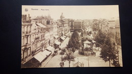 Belgique - Verviers, Place Verte - Verviers