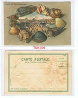 Salut De Constantinople Le Pont De Galata Coloured Postcard UNPOSTED Circa Early 1900s - Turkey
