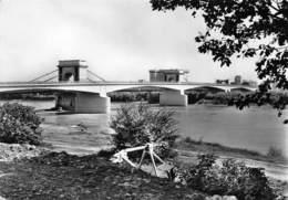 13 - Tarascon-sur-Rhône - Le Nouveau Pont - Tarascon