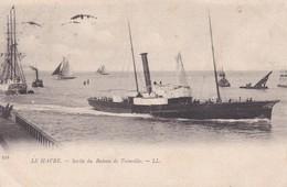 [76] Seine Maritime > Le Havre Sortie Du Bateau De Trouville LL 116 - Haven