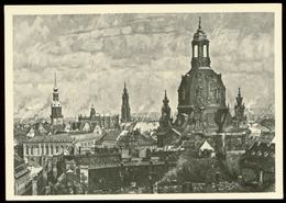 P0838 - DR Photo Hoffmann Postkarte HDK 621 Dresden : Ungebraucht. - Lettres & Documents