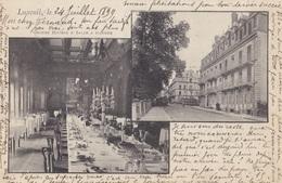 LUXEUIL // Grand Hotels & Salle à Manger - Hotels & Restaurants