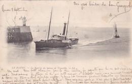 [76] Seine Maritime > Le Havre Entrée Du Bateau De Trouville - Haven