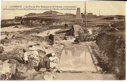 QUIBERON Fort De Port Haliguen Commémorant La Victoire Des Troupes Républicaines De Hoche Sur Les Royalistes Nozais 3 - Quiberon