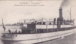 [76] Seine Maritime > Le Havre Le Trouville Gros Plan - Haven