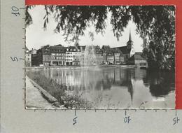 CARTOLINA VG FRANCIA - STRASBOURG - L'Ill Et Les Vieilles Maisons Du Quai Des Pecheurs - 10 X 15 - ANN. 1962 - Strasbourg