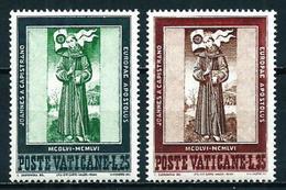 Vaticano Nº 232/3 Nuevo - Vatican