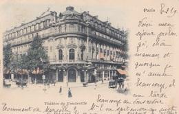 PARIS // Theatre Du Vaudeville - Francia