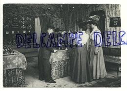 Fête Foraine. France. Paris 1900. Le Tir Aux Pipes. Reproduction. Editions Chantal - Cartes Postales